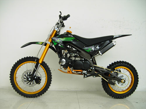 Best cc dirt bike 125cc ravager 4 stroke manual dirt bike