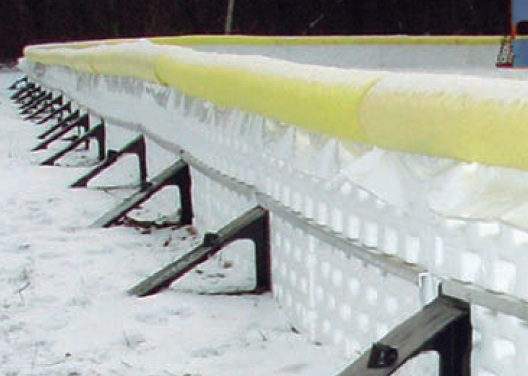 Backyard Rink Brackets : Build Ice Rink Your Backyard  2017  2018 Best Cars Reviews